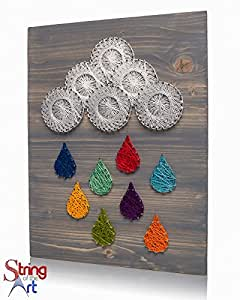 String art kit diy kit crafts kit crafts for Amazon arts and crafts for kids