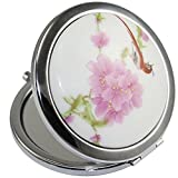 Best Red Mirrors - KOLIGHT New Vintage Chinese Landscape Flower Bird Double Review