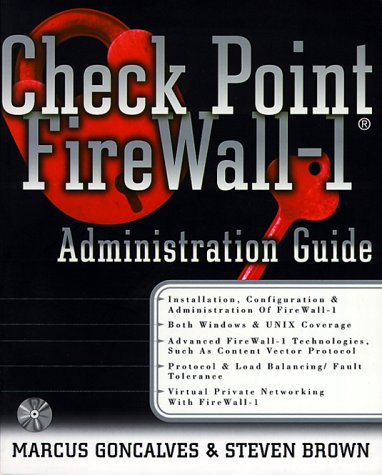 Check Point Firewall-1 Administration ()