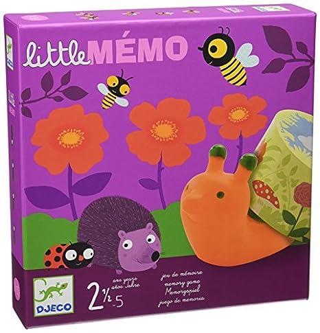 Amazon.com: Djeco / Little Memo Memory Game by Djeco: Toys ...