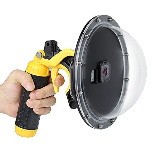 SOONSUN 6'' Dome Port Lens for GoPro Hero 5 / Hero 6 With Wa
