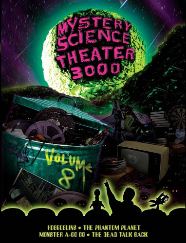 The Mystery Science Theater 3000 Collection, Vol. 8 (Hobgoblins / The Phantom Planet / Monster A-Go Go / The Dead Talk Back) by Rhino Theatrical