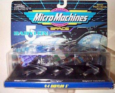 Babylon 5 Micro Machines Ship Set #4