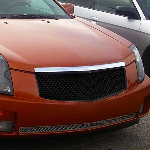 Grilles Spec-D Tuning HG-CTS03BB-V2-RS Cadillac Cts V Front Hood ...