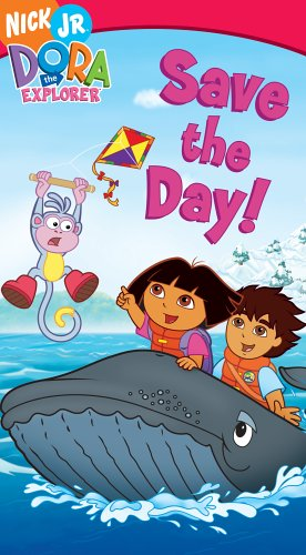 : Dora the Explorer - Save the Day! [VHS]