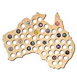 After 5 Workshop 5272 Australia Beer Cap Map