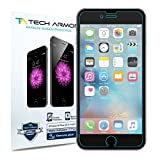 iPhone 6 Screen Protector, Tech Armor Matte Anti-Glare/Anti-Fingerprint Apple iPhone 6S / iPhone 6 (4.7-inch) Screen Protectors [3-Pack]