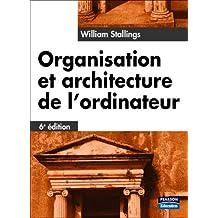 Organisation architecture  6/e l'ordinateur