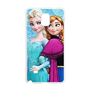 Frozen lovely sister Cell Phone Case for Samsung Galaxy Note4 by runtopwell