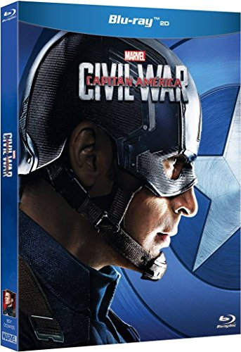 Marvel Capitán América: Civil War [Blu-ray]