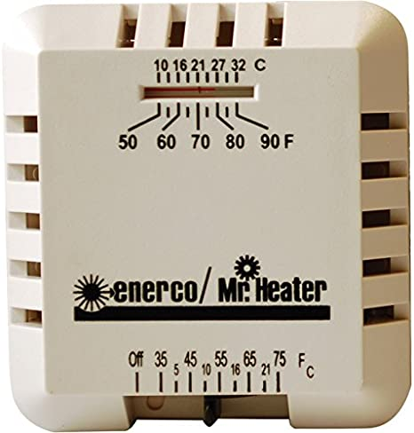 Heater Garage Heaters Thermostat for Mr