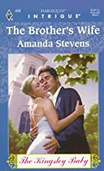 The Brother's Wife (Harlequin Intrigue)