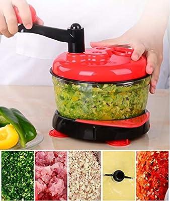 Picador de alimentos manual, Procesador de alimentos manual ...