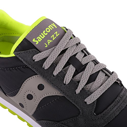 5 Camoscio Sneakers Nylon Saucony 10 in e Jazz pa7Tt0