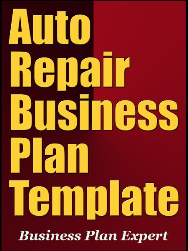 Auto mechanic business plan
