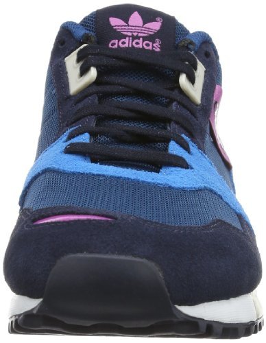 adidas Originals Zx 700 Contemp W-3 D65403 Damen Sneaker Blau (LEGEND INK S10 / JOY ORCHID S13 / SOLAR BLUE S14)