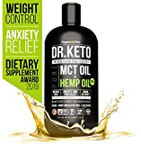 Best Mct Oils - Keto MCT Oil with Hemp Extract - C8 Review