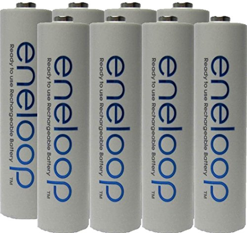 Panasonic generation Pre Charged Rechargeable Batteries
