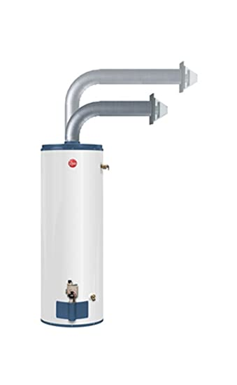 rheem water heater 40 gallon. rheem 22dv50f direct vent natural gas water heater, 50 gallon heater 40