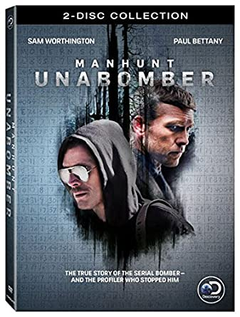 Manhunt: Unabomber [DVD]