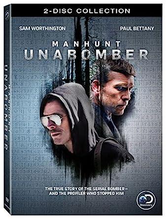 Manhunt: Unabomber [DVD]