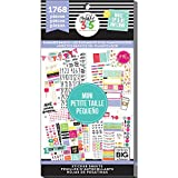 """me & my BIG ideas PPSV-42-3048""""The""""The Happy Planner"""" Value Pack Stickers, Mini Basics"""