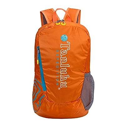 hongrun sac à bandoulière double extérieur pliable facile d'admettre le nylon imperméable sac à bandoulière double