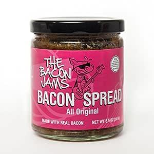 Bacon Jam 8.5 oz (241g) (All Original)