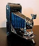 VINTAGE KODAK EASTMAN NO 3A AUTOGRAPHIC MODEL C FOLDING BELLOWS CAMERA 1914-34