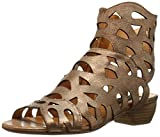Everybody Women's Macello Gladiator Sandal, Cotton Tan, 38.5 EU/8.5 M US