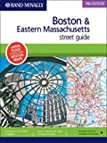 Rand McNally Boston & Eastern Massachusetts: Street Guide