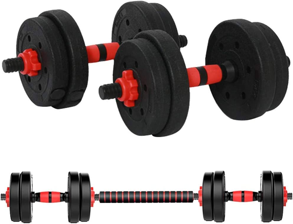 Professional Dumbbell Set with Rack