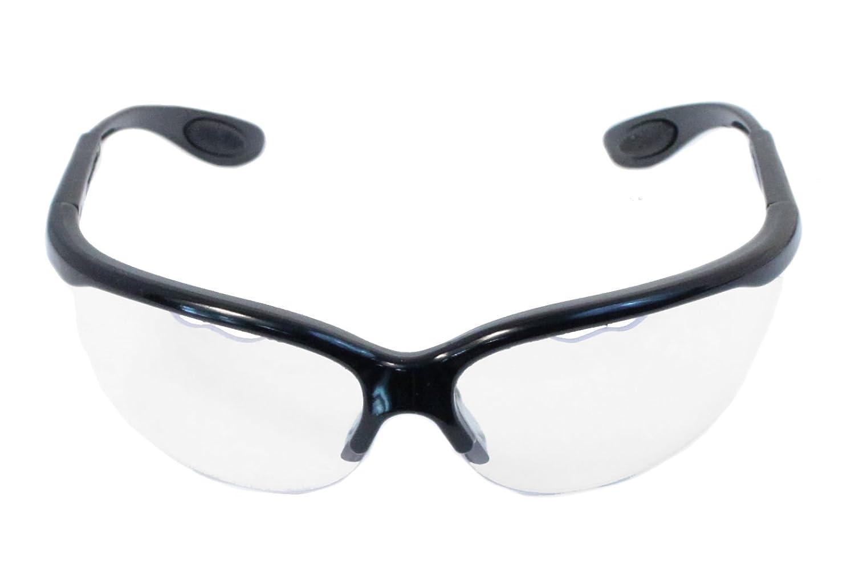 dada6548de2 Amazon.com   Python Xtreme View Protective Racquetball Eyeguard (Eyewear) -  BLACK   Sports   Outdoors