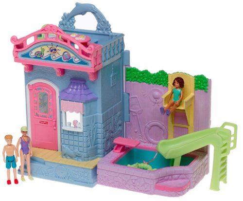 Sweet Streets Swimming Pool Fisher Price