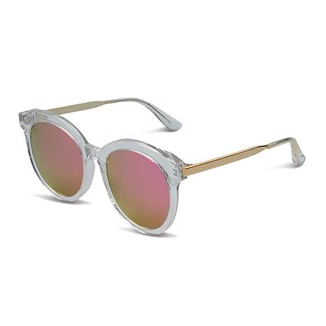 LQQAZY Color De La Película Mujeres Gafas De Sol De Moda ...