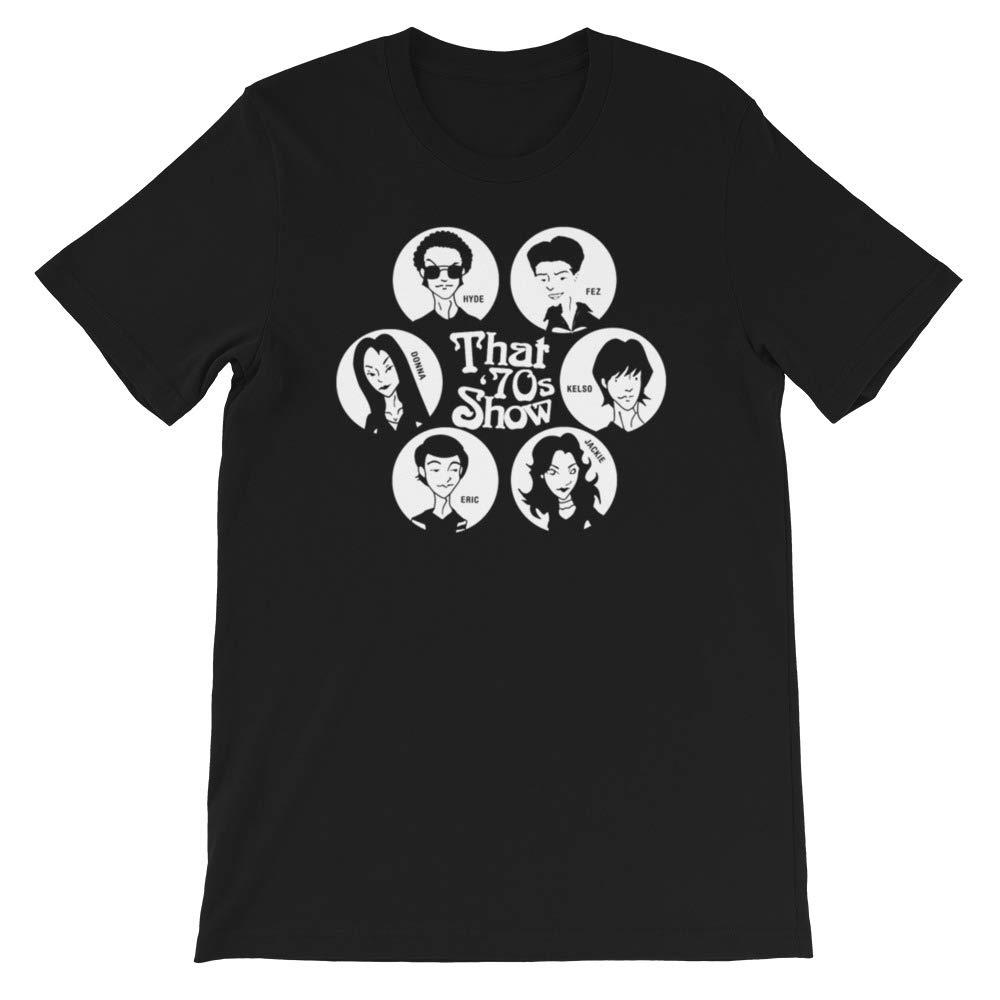 That 70s Show Donna Pinciotti Eric Forman Jackie Burkhart Steven Hyde Gift Men Women Unisex T-Shirt Sweatshirt