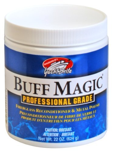 Shurhold YBP-0101 Buff Magic Can - 22 oz. Size: 22 oz, Model: YBP-0101, Outdoor&Repair Store by Hardware & Outdoor