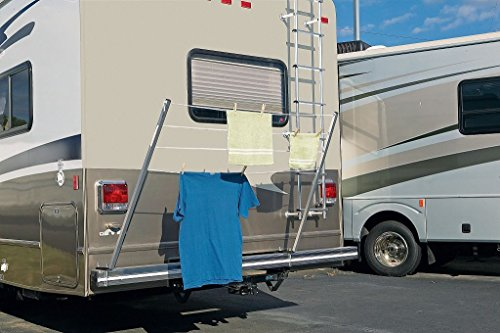 CPW tm RV Supplies Parts Accessories Clothesline Drying Rack