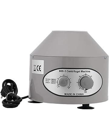 Centrifugadoras de laboratorio, 220V Centrífuga Eléctrica Práctica médica centrífuga con Temporizador para laboratorio Centrifugadora Mesa