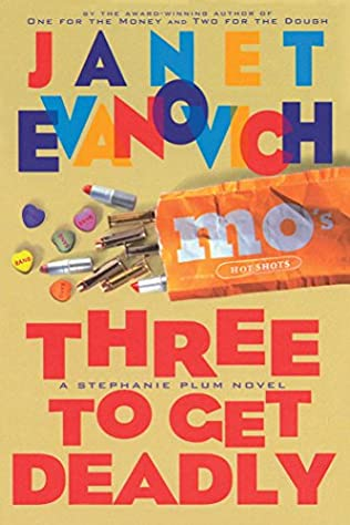book cover of Three to Get Deadly