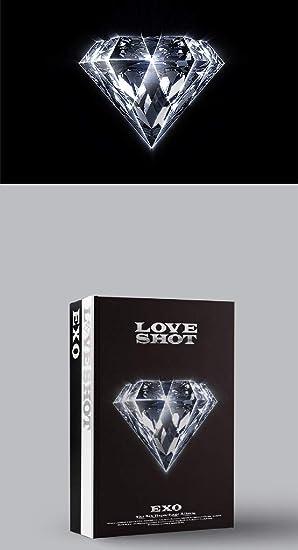【早期購入特典あり】 EXO LOVE SHOT 正規5集 リパッケージアルバム ジャケットランダム ( 韓国盤