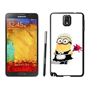 Fashion Designed Despicable Me 4 Black Samsung Galaxy Note 3 N900A N900V N900P N900T Phone Case