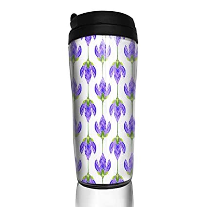 Amazon Com Coffee Cups For Mom And Dad Seamless Floral