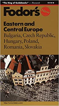 Eastern and Central Europe 1997 (Gold Guides)