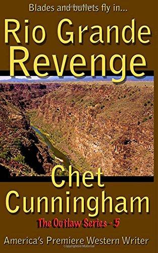 book cover of Rio Grande Revenge