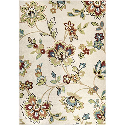 Orian Rugs 2309 Veranda Indoor/Outdoor Walters Area Rug 5'2