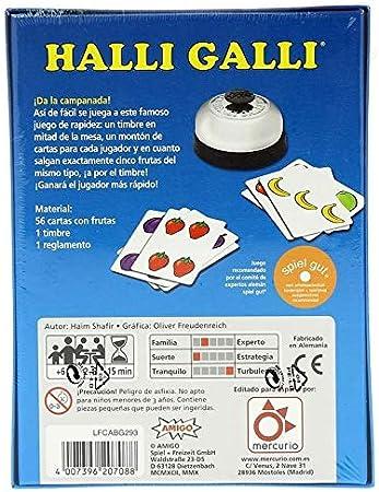 Amigo- Juego Educativo, Multicolor (Mercurio Distribuciones A0027): Amazon.es: Juguetes y juegos