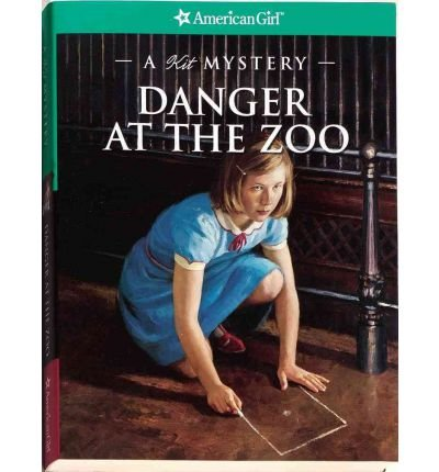 American Zoos (Danger at the Zoo: A Kit Mystery (American Girl Mysteries (Quality)) (Paperback) - Common)