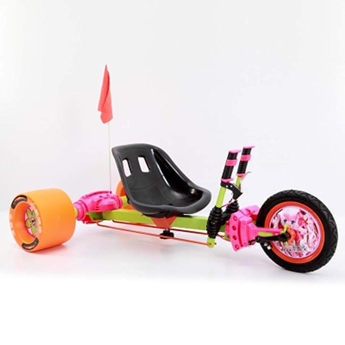 HUMA Patinetes con Silla, Drift Trike, Los Neumáticos ...