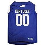 NCAA Basketball Pet Jersey Kentucky Wildcats Dog Jersey - XX-Large